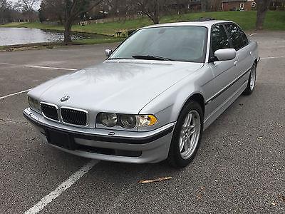 BMW : 7-Series 750iL E38 750iL V12 Low Low Miles Super Clean- A Rare Find