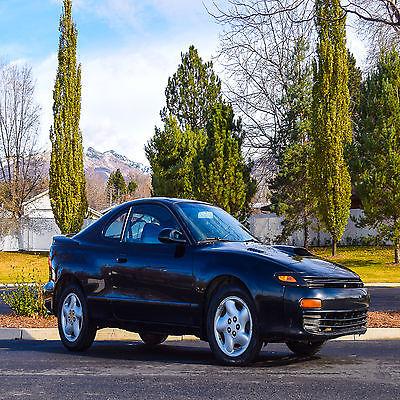 Toyota : Celica All Trac Hatchback 2-Door 1991 toyota celica all trac hatchback 2 door 2.0 l