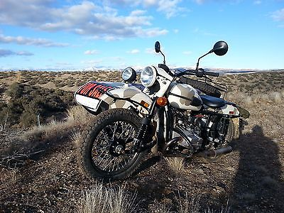 Ural : Gear-Up 2013 ural gear up motorcycle with side car