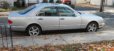 Mercedes-Benz : E-Class 1999 mercedes e 320