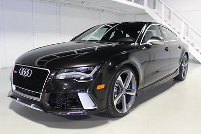 Audi : Other 4dr Hatchback Prestige 2014 audi rs 7 bumper to bumper warranty these cars are rockets