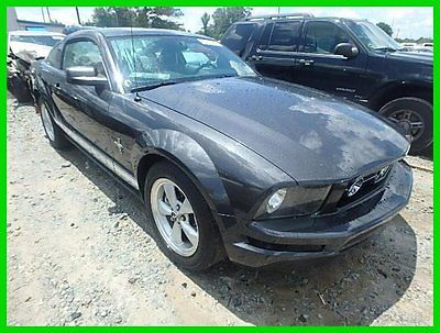 Ford : Mustang 2dr Cpe Deluxe 2007 2 dr cpe deluxe used 4 l v 6 12 v manual rwd