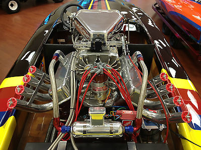 BIESEMEYER RACE BOAT FLAT BOTTOM V DRIVE FOR SALE