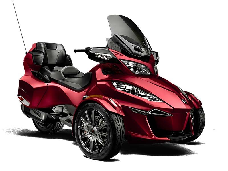 can am spyder rt s se6 intense red pearl motorcycles for sale. Black Bedroom Furniture Sets. Home Design Ideas