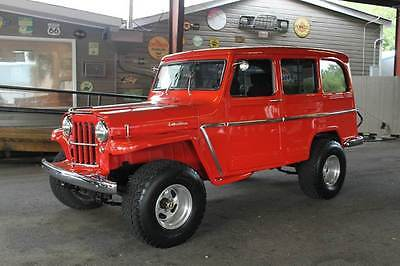 Willys Wagon Motorcycles for sale