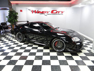 Toyota : Supra Twin Turbo Hatchback 2-Door 1994 toyota supra hks twin turbo trd widebody over 60 k in upgrades must see