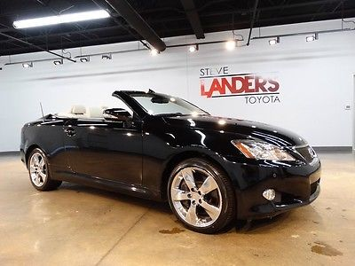 Lexus : IS 350 C ENFORM NAVIGATION BACKUP CAM CONVERTIBLE PREMIUM AUDIO VENTILATED LEATHER