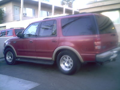Ford : Expedition Eddie Bauer Sport Utility 4-Door 1999 ford expedition