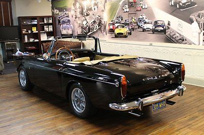 Shelby : Sunbeam Tiger 1967 sunbeam tiger fully restored to collectors qualty