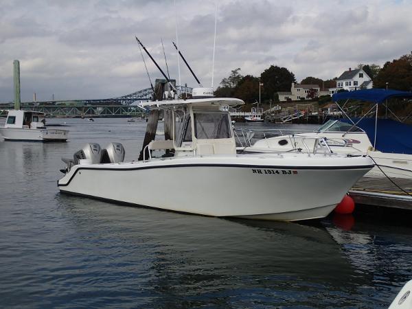 2001 Mako 282 CC