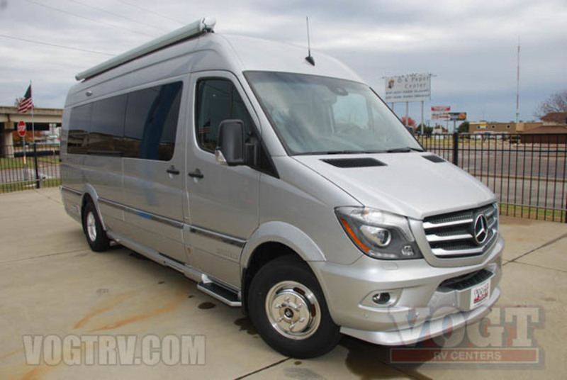 2012 Airstream INTERSTATE 80 3500 LNG