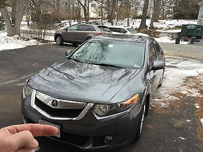Acura : TSX Base Sedan 4-Door 2009 acura tsx base sedan 4 door 2.4 l