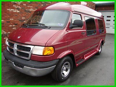 Dodge : Ram Van Conversion 1999 conversion used 5.2 l v 8 16 v automatic rwd pickup truck
