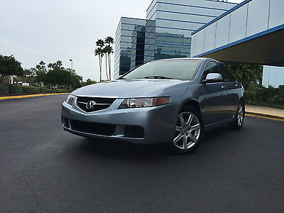 Acura : TSX Base Sedan 4-Door 2004 acura tsx base sedan 4 door 2.4 l