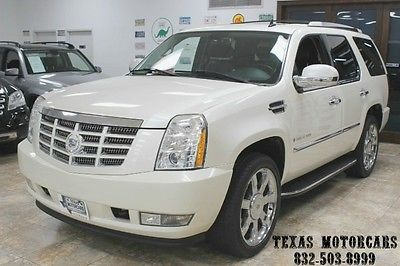 Cadillac : Escalade Dvd Loaded With Only 84k 2008 cadillac escalade 2 wd nav rear cam sunroof loaded with only 84 k