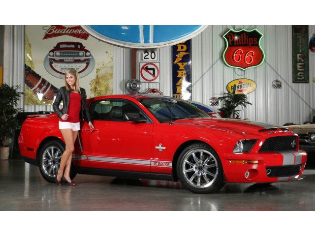 Ford : Mustang 2dr Cpe Shel Shelby GT500KR CSM 08KR0025,Fully Documented,Incredibly Beautiful,Hi Performance