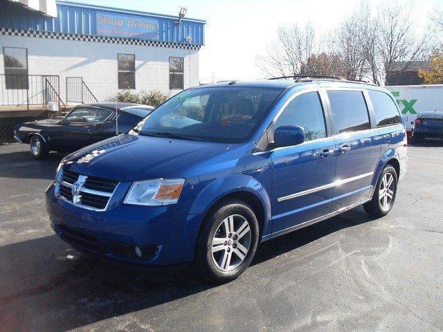 2010 Dodge Grand Caravan Mini