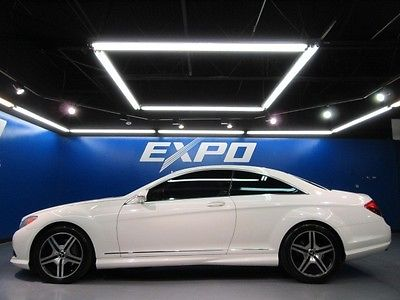 Mercedes-Benz : CL-Class Coupe Mercedes-Benz CL550 SPORT Coupe DISTRONIC NIGHT VISION Nav designo Leather