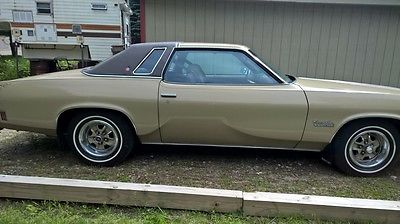 Oldsmobile : Cutlass Base Coupe 2-Door 1975 oldsmobile cutlass salon base coupe 2 door 5.7 l