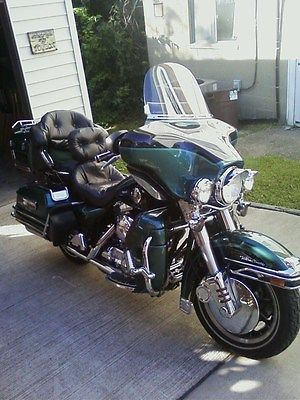Harley-Davidson : Touring 2001 motor cycle