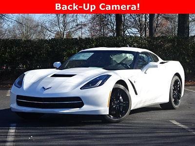Chevrolet : Corvette 2dr Stingray Coupe w/1LT Chevrolet Corvette 2dr Stingray Coupe w/1LT New Automatic Gasoline 6.2L 8 Cyl  A