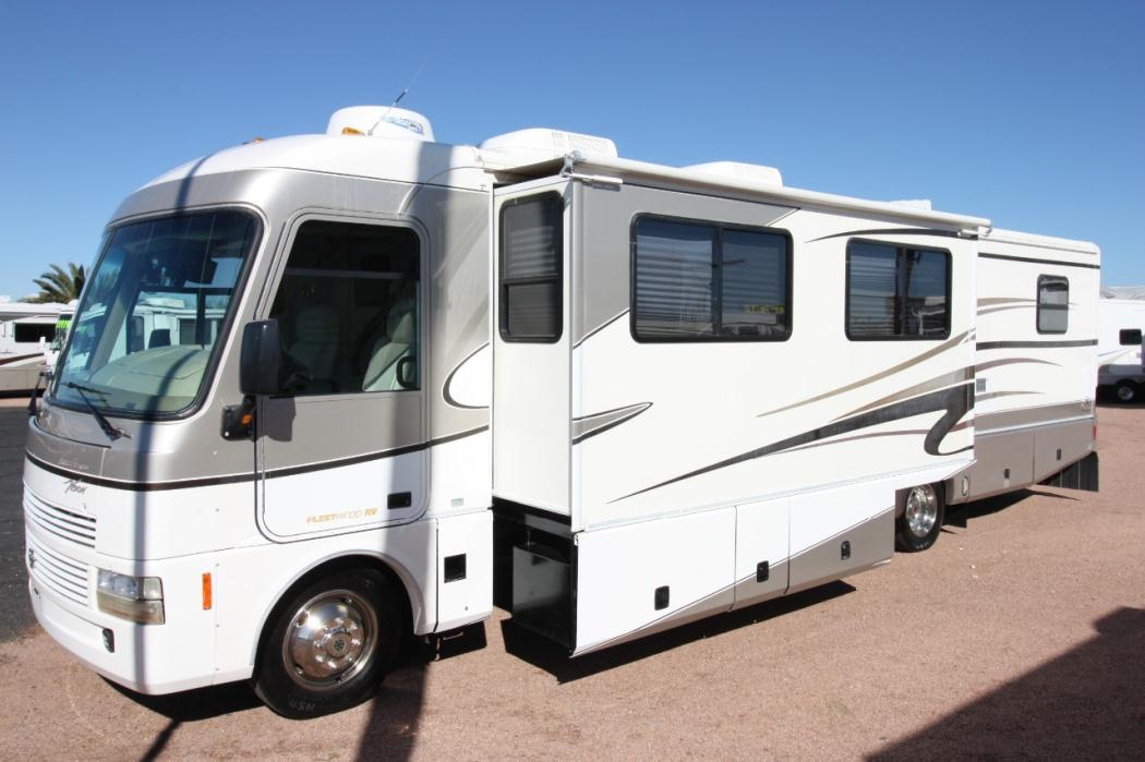 Fleetwood Evolution 4 Rvs For Sale