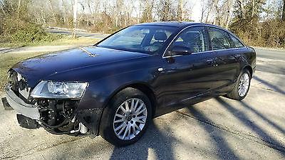 Audi : A6 Base 2006 audi a 6 3.2 quattro