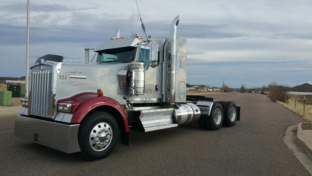 2013 Kenworth W900 Cars For Sale