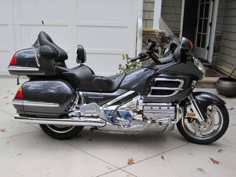 honda goldwing motorcycles for sale in atlanta georgia. Black Bedroom Furniture Sets. Home Design Ideas