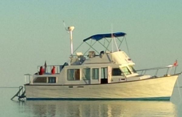 1982 Henriques Custom Trawler