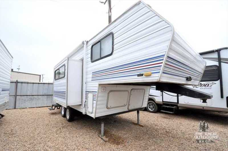 Thor 22rb Rvs For Sale