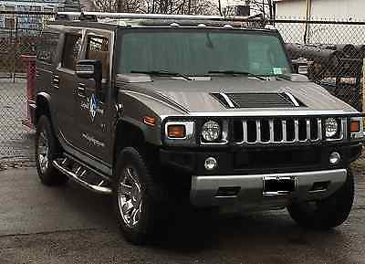 Hummer : H2 LUXURY 2009 luxury edition hummer h 2