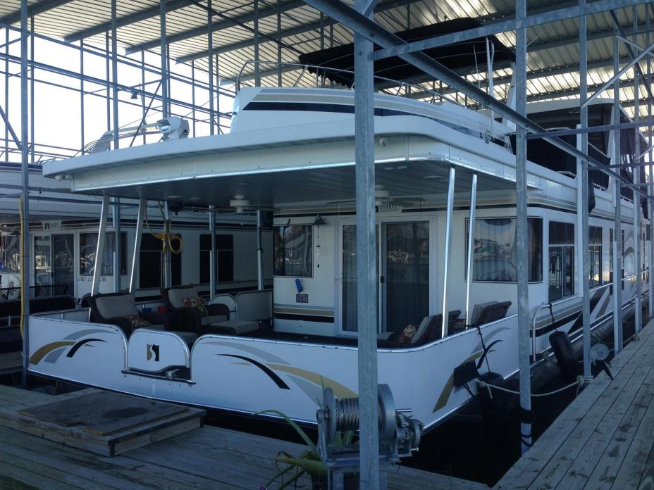 2007 Sharpe Houseboat