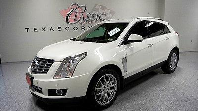Cadillac : SRX Premium Collection 2014 cadillac srx premium collection 22 000 miles loaded claen carfax texas