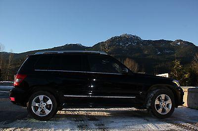 Mercedes-Benz : GLK-Class 4MATIC 2012 mercedes glk 350 4 matic ready for a new home
