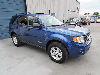 Ford : Escape Hybrid Electric 4WD SUV 29 mpg 2008 ford escape hybrid gas electric 4 wd suv 08 4 x 4 awd 2.3 l knoxville tn