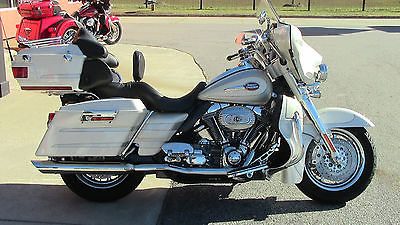 Harley-Davidson : Touring 2008 cvo screamin eagle ultra classic