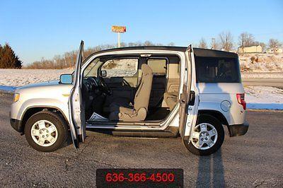Honda : Element LX 2011 lx used 2.4 l i 4 16 v automatic fwd suv premium inspected full power serviced