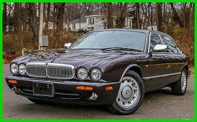 Jaguar : XJ Vanden Plas 1999 jaguar vanden plas 1 owner super low 47 k miles california serviced carfax