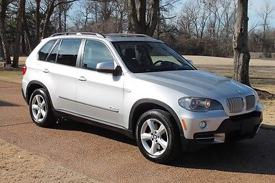BMW : X5 Diesel All Wheel Drive One Owner Perfect Carfax Great Service History with Records Michelin Tires