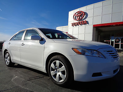 Toyota : Camry LE 2.4L Automatic Certified Pre Owned Super White Certified 2009 Camry LE 4 Cylinder 47K Miles 1 Owner Clean Carfax Non Smoker