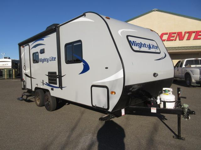 2016 Pacific Coachworks Mighty Lite 18RBS Dry Weight 3000LB