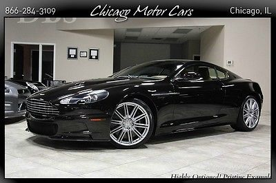 Aston Martin : DBS 2dr Coupe 2009 aston martin dbs only 9900 miles msrp 284 k hard loaded rare perfect wow