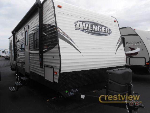 2016 Prime Time Rv Avenger ATI 21RB