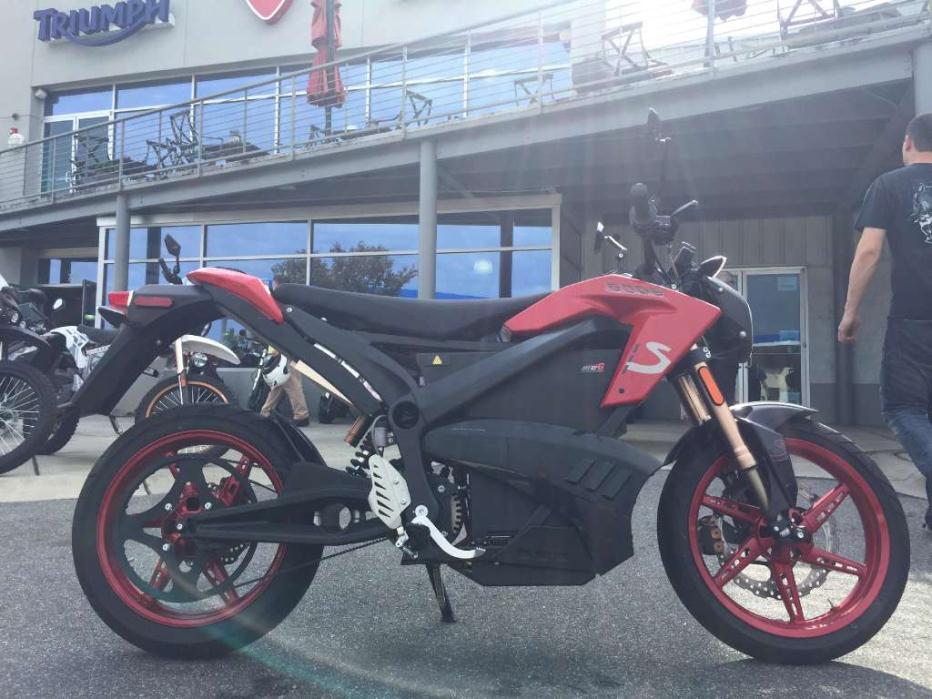 2012 Zero Motorcycles S ZF6
