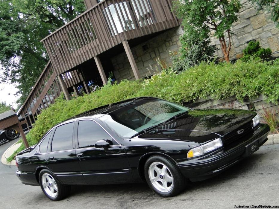 1996 chevrolet impala ss for sale ebay autos post. Black Bedroom Furniture Sets. Home Design Ideas