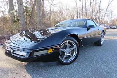 Chevrolet : Corvette 2dr Coupe 1995 chevy corvette 6 speed super low miles 47 k original miles clean car fax
