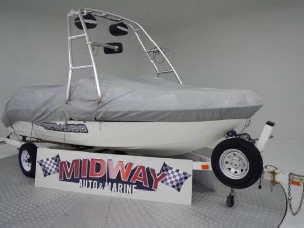 2004 Sea-Doo Sport Boats Challenger 1800
