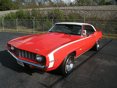 1969 Camaro Ss Cars For Sale