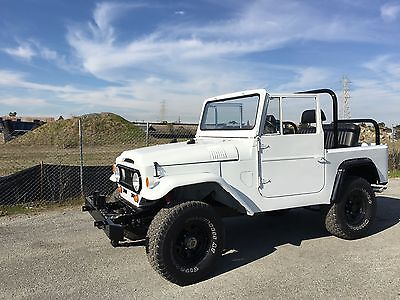 Toyota : Land Cruiser FJ40 1966 toyota land cruiser fj 40 beautiful restoration 50 th anniversary